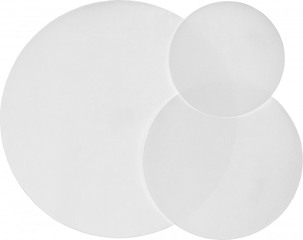 Filter paper circles, No. 44 (MN 640 dd), 110mm (Pack of 100 filters)